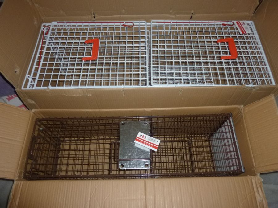 GCWS - Equipment donated by The Greek Cat Welfare Society